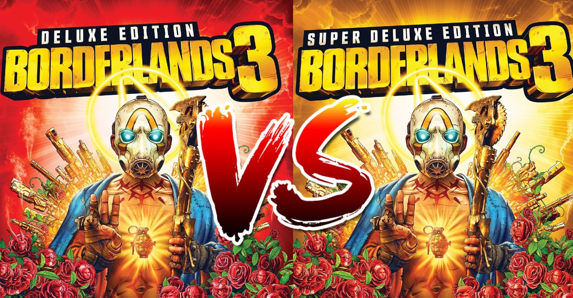 Fortnite Super Deluxe Worth It Borderlands 3 Super Deluxe Deluxe Editions How Much They Cost What S In Them More