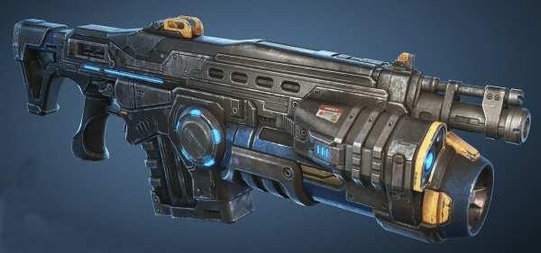 gears 5 best weapons