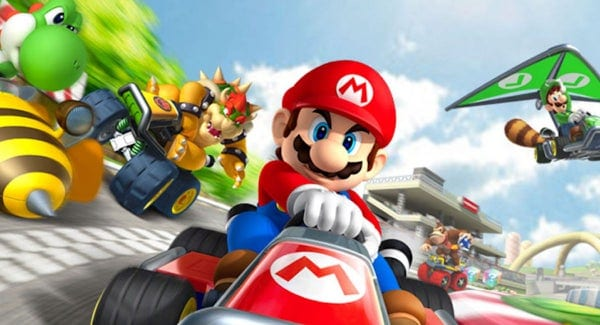 how to get points in mario kart tour