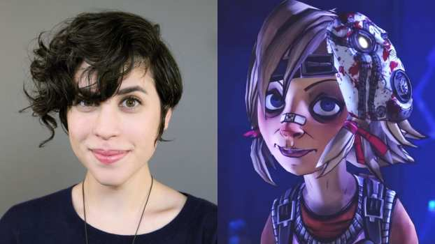 Ashley Burch - Tiny Tina