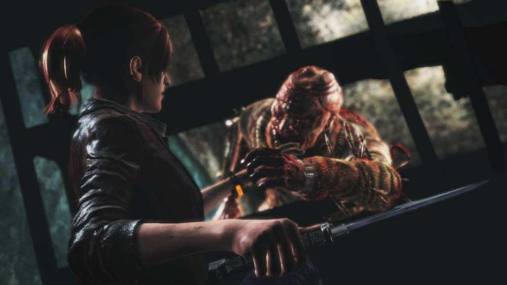 best horror games, resident evil revelations 2