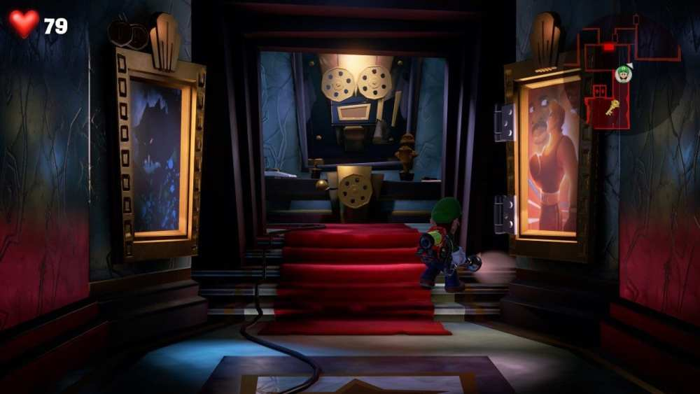 luigi's mansion 3, easter eggs, punch out, super mario strikers, next level games