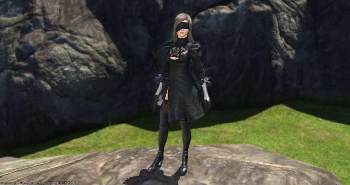 Final Fantasy XIV 2B