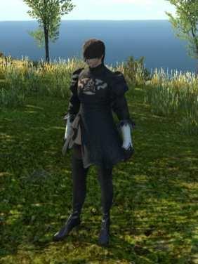 Final Fantasy XIV 2B Male