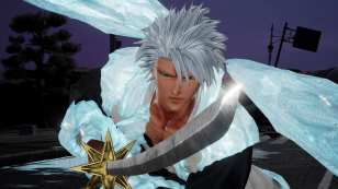 Jump Force Hitsugaya
