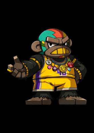 Monkey Barrels (10)