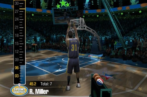 LIVE 2005 3-point shootout