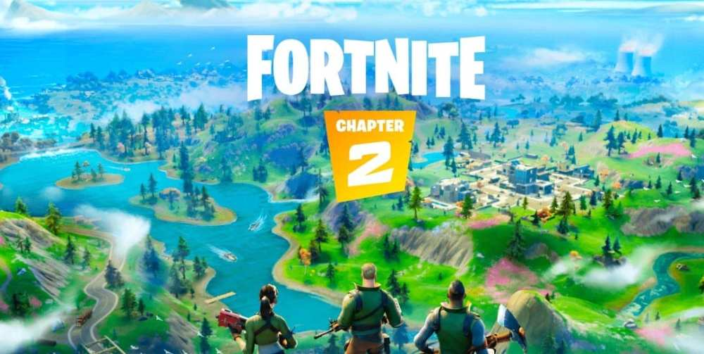 fortnite chapter 2 season 1, new island, what's new