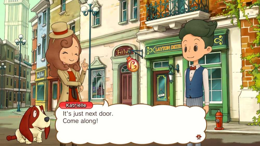 Layton's Mystery Journey: Katrielle and the Millionaire's Conspiracy, nintendo switch releases, november 2019