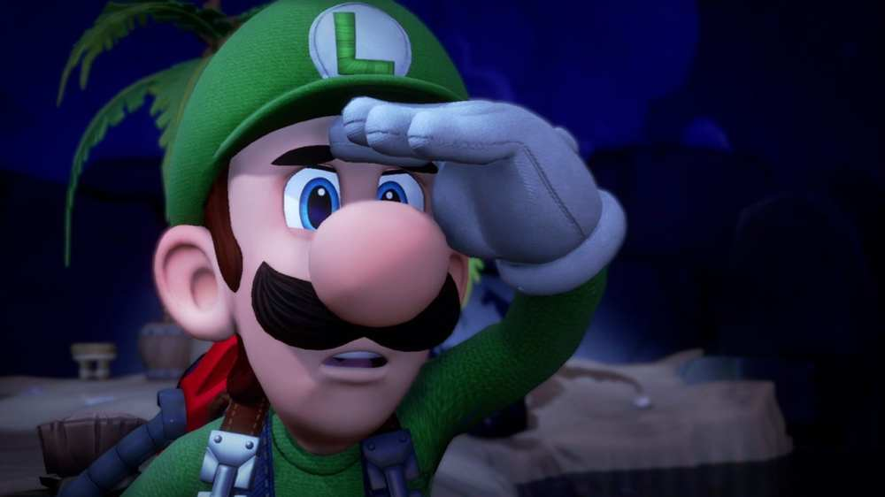 Luigi's mansion 3, preview, docked, tv, television