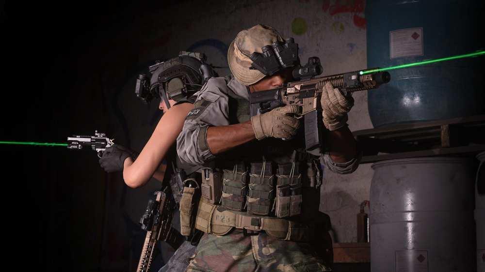 call of duty modern warfare single-player campaign