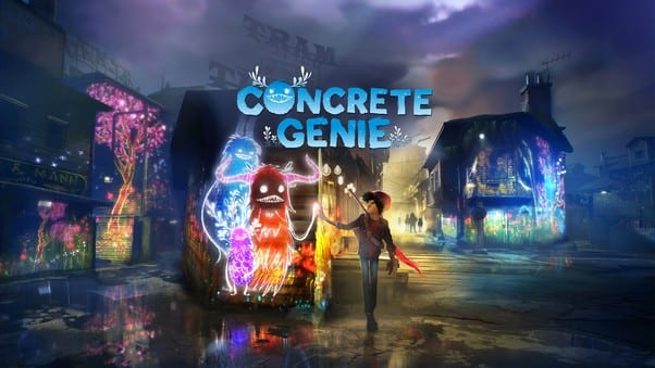 4K HD Concrete Genie Wallpapers You Need to Make Your Desktop Background