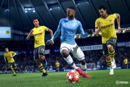FIFA 20, UK Charts