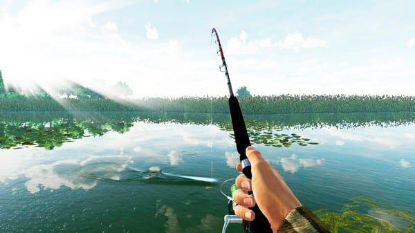 El pescador - Técnicas de pesca del planeta tambaleándose