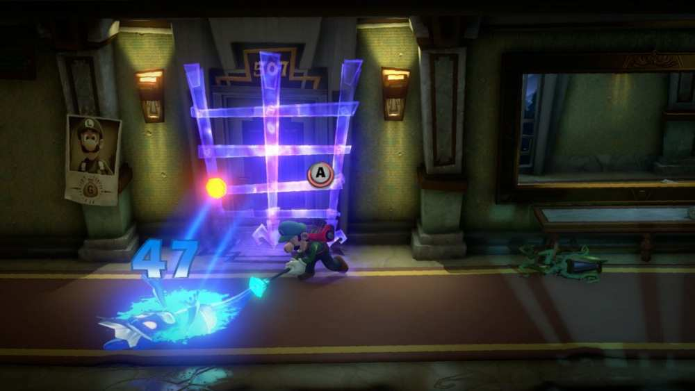 luigi's mansion 3, cool things