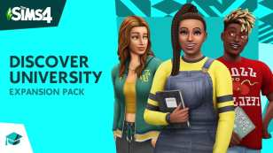 sims 4, discover university, trailer