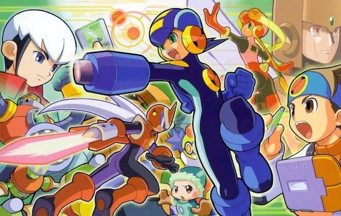 Mega man battle network, capcom franchises that need a comeback