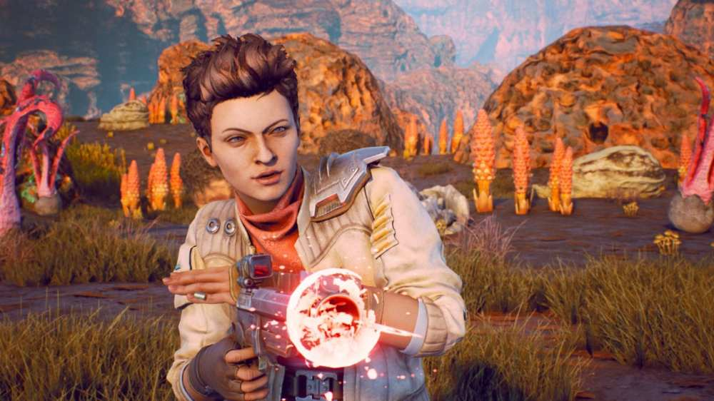 new vegas, outer worlds