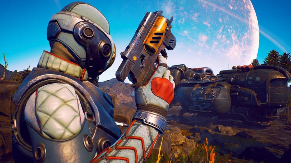 Outer Worlds, How to Get Reed's Key,