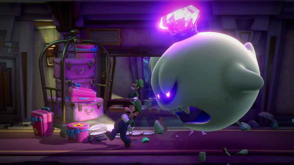 luigi's mansion 3, things you should know before playing, nintendo switch, king boo