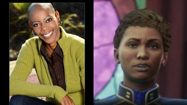 sophia, outer worlds, voice cast