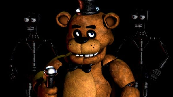 five nights at freddy's, best horror games to play with friends