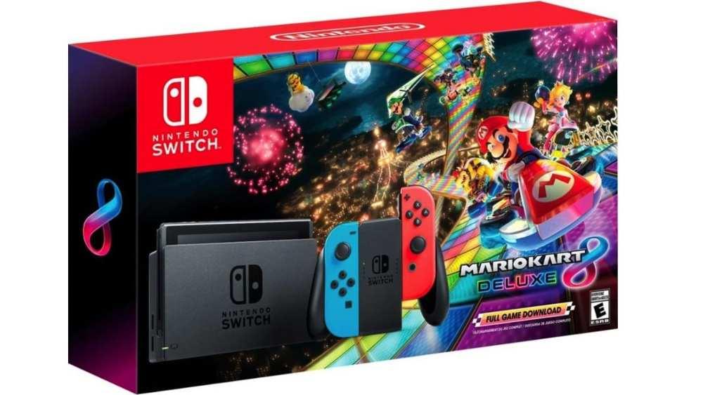 Nintendo Switch black friday best buy
