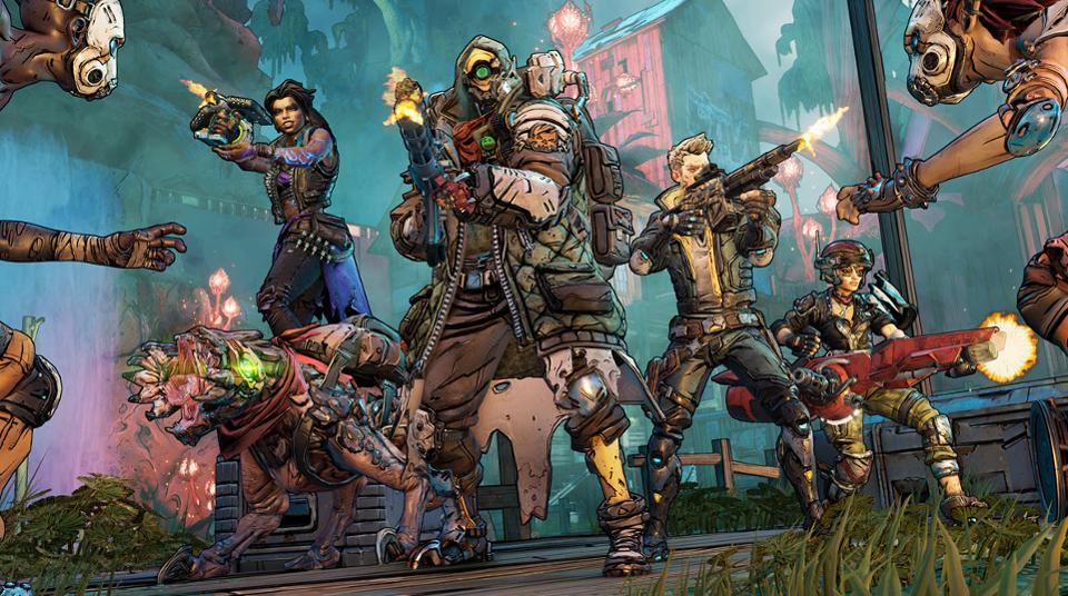 borderlands 3, black friday, playstation 4, epic games store