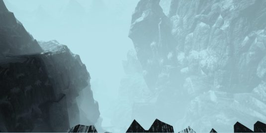 "Screenshot of the ""vomit simulator"""