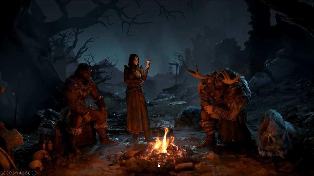 Diablo IV, Blizzard