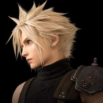 Final Fantasy VII Remake Cloud (3)