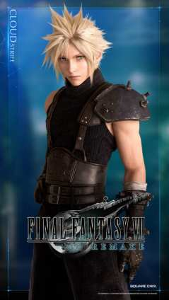 Final Fantasy VII Remake Cloud (5)