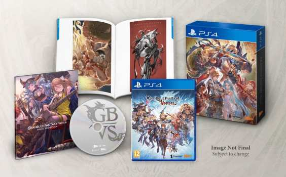Granblue Fantasy: Versus Premium Physical Edition