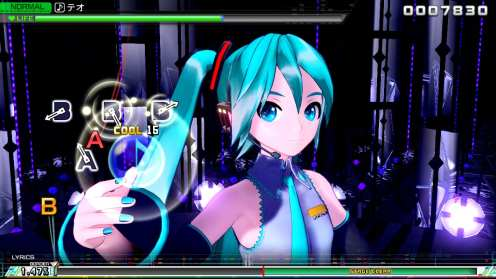 Hatsune Miku Project DIVA Mega Mix (1)