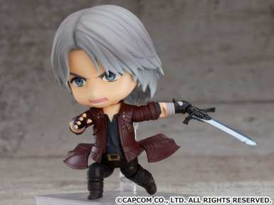 Nendoroid Dante Devil May Cry 5 (4)