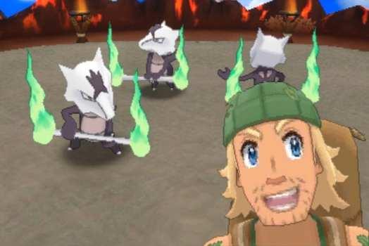 Pokemon Sun Trial