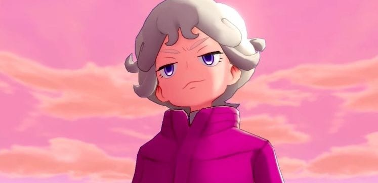 pokemon sword and shield, Bede,