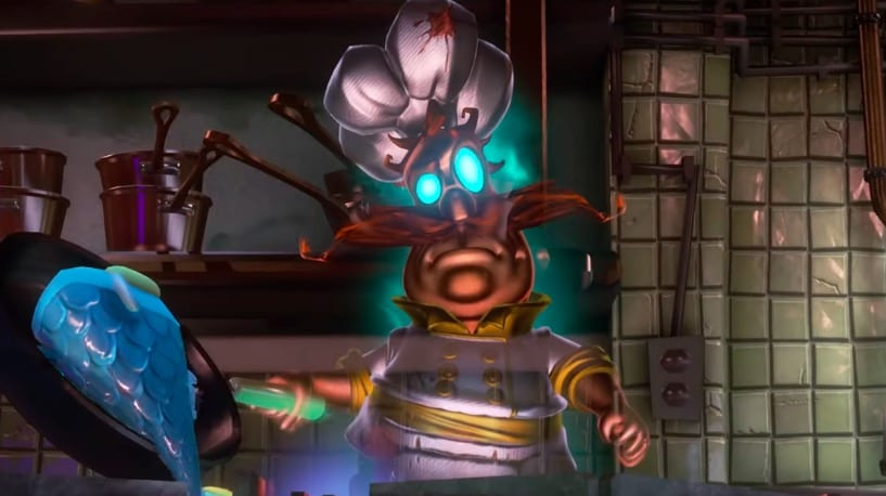 Ranking All of the Bosses in Luigi's Mansion 3 Based on Occupation, ghost