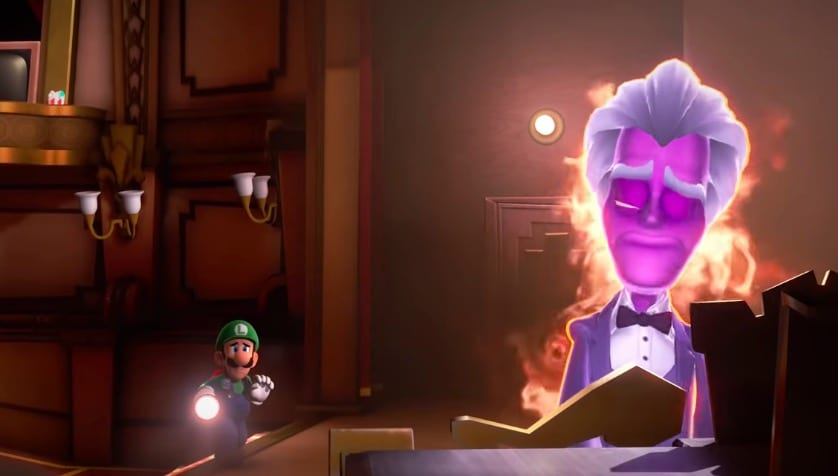 Pianist, luigi's mansion 3, bosses ranked, ghost