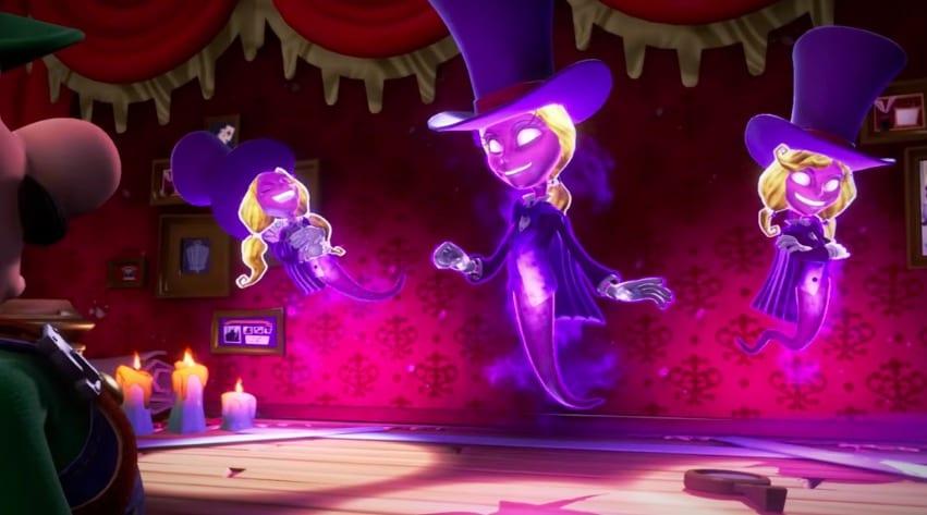 magicians, Luigi's mansion, ghosts