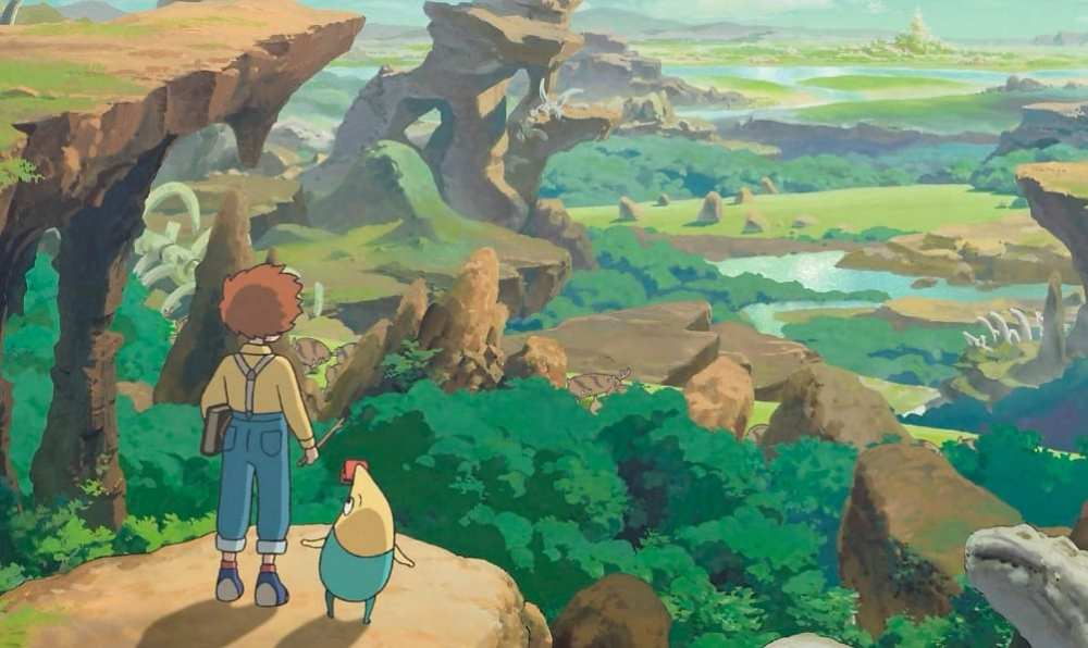 Ni no Kuni wrath of the white witch remastered, ps plus double discounts sale, ps4, psn