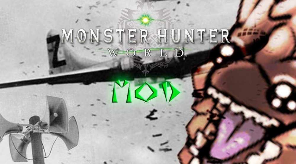 Bazelgeuse battle theme mod, best monster hunter world mods