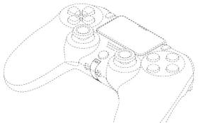 PS5, controller, patent