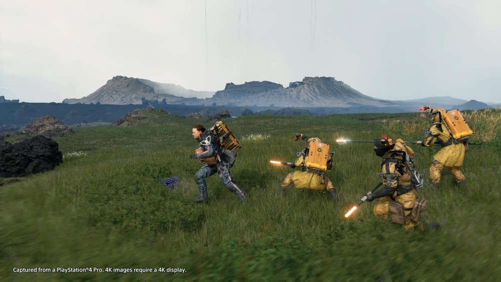 Death Stranding is one of Japan's biggest launches of the year