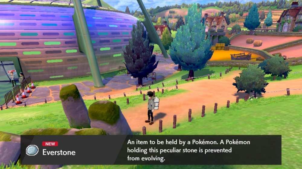 pokemon sword everstone, pokemon shield everstone