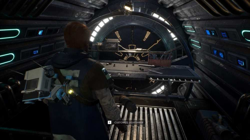 star wars fallen order lightsaber parts