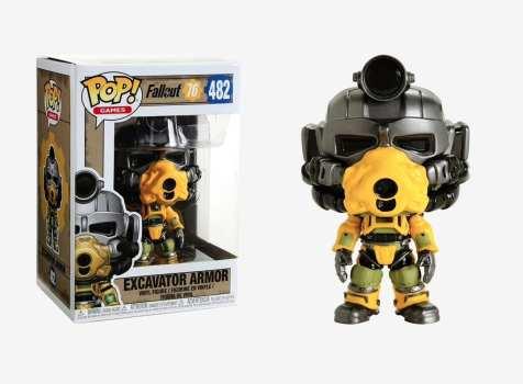 Fallout 76 Excavator Funko Pop!