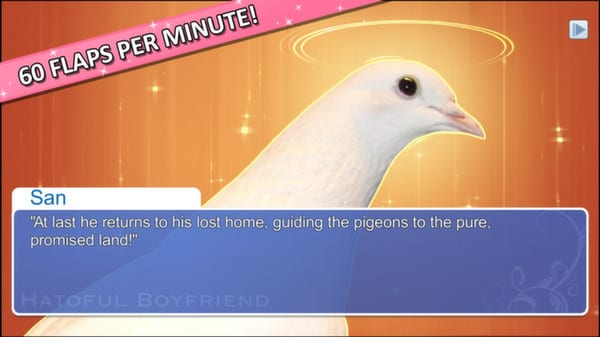 hatoful boyfriend, animal