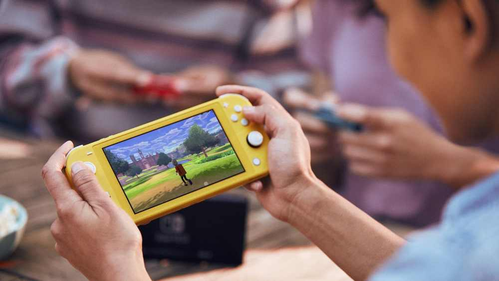 nintendo switch lite, christmas presents