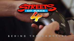 streets of rage 4, dotemu